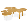 Coffee table -  To turn you on - Damien Langlois-Meurinne - Pouenat Ferronnier - T1140TB1/B2